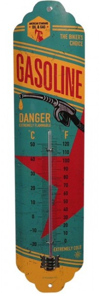 "Thermometer ""Gasoline"""