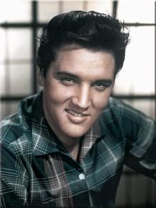 "Kühlschrank Magnet 6 x 8 cm ""Elvis Presley Amerika"""