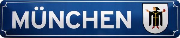 """Straßenschild """" München """""""
