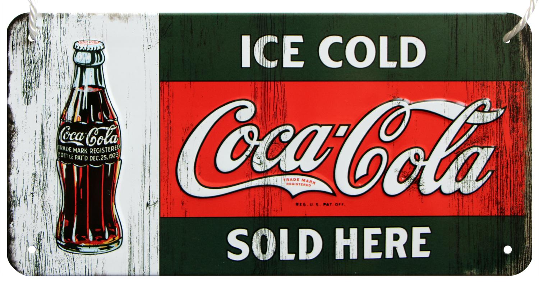 Retro Kühlschrank Cola : Nostalgie kühlschrank retro blechlädchen onlineshop
