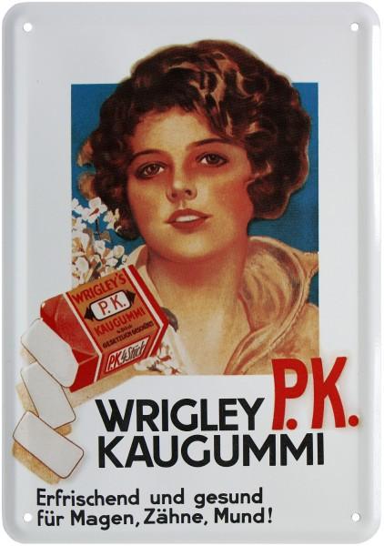 """Postkarte """" Wrigley Kaugummi """""""