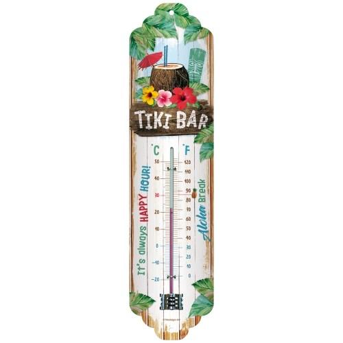 "Thermometer "" Tiki Bar """