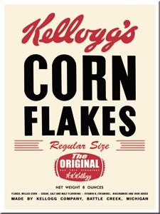 """Kühlschrank Magnet 6 x 8 cm """"Kellogg´s Corn Flakes"""""""