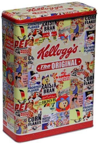 "Vorratsdose XL "" Kellogg's Collage """