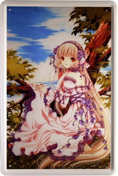 Blechschild Manga Anime Japan Comic Sexy Girl